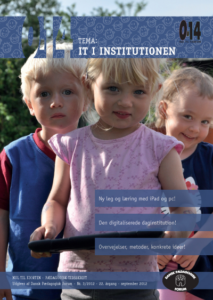 3-12: IT i institutionen