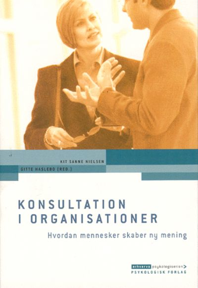 Konsultation i organisationer