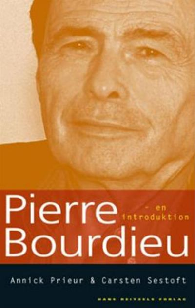 Pierre Bourdieu - en introduktion